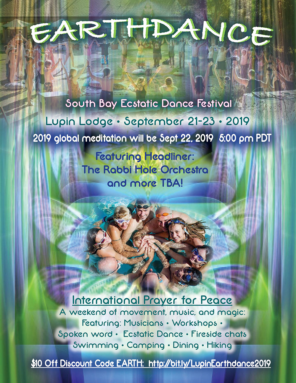Earthdance 2019 at Lupin