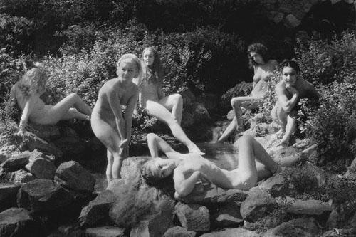 1930 Nudists