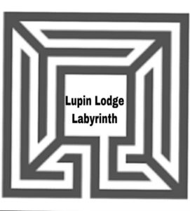 Labyrinth & Hilltop Hike @ Lupin Lodge