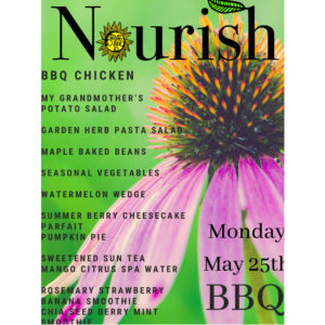 Memorial Day BBQ with Reggae DJ @ Resturant Lawn