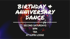 Birthday & Anniversary Dance