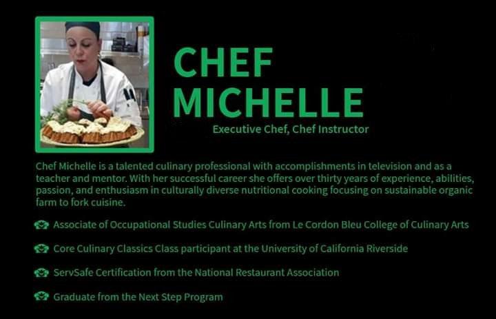 Chef Michelle Nourish at Lupin