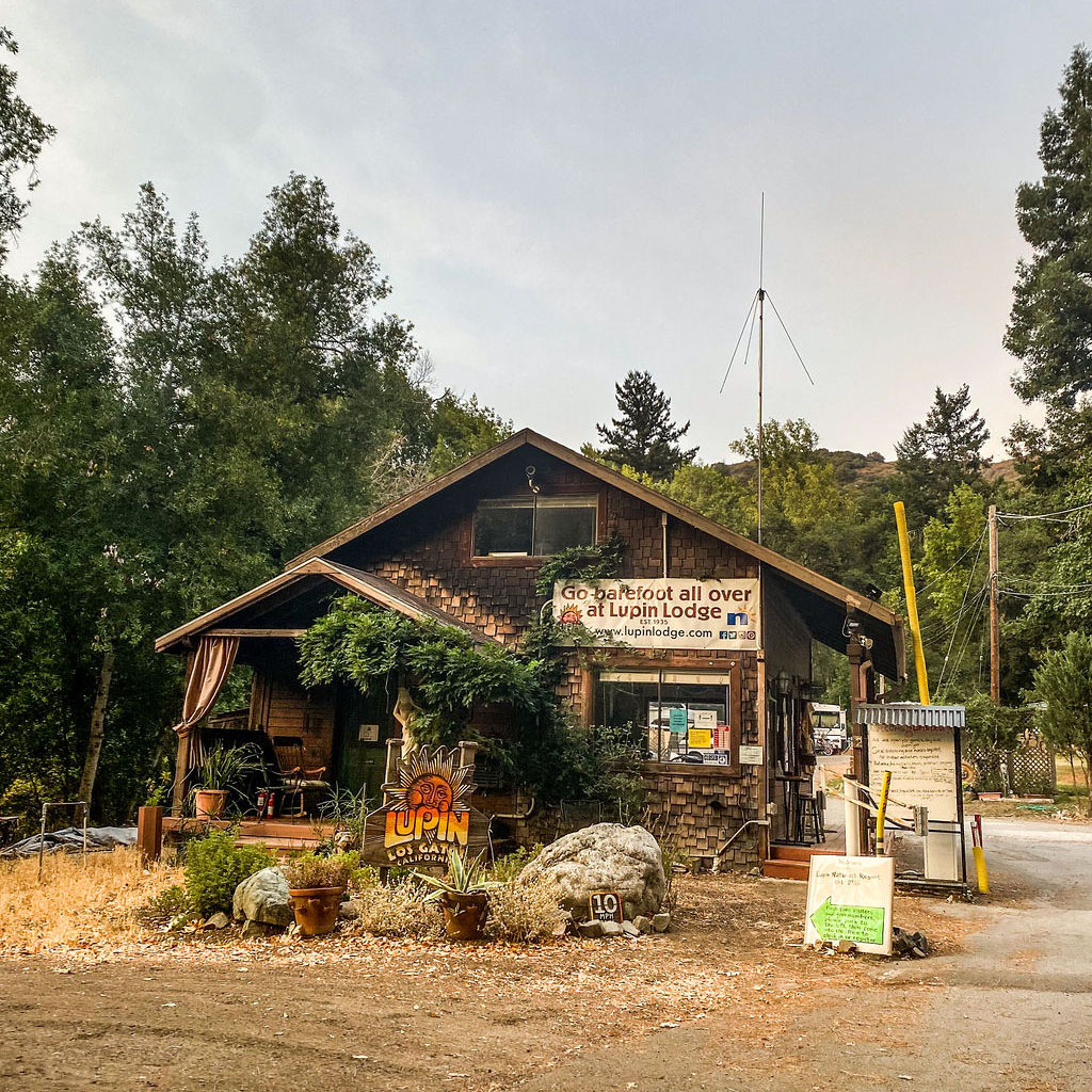 Lupin Lodge Office