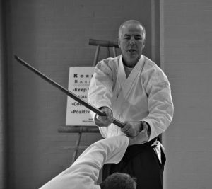 Kokikai Aikido Demo with Dennis